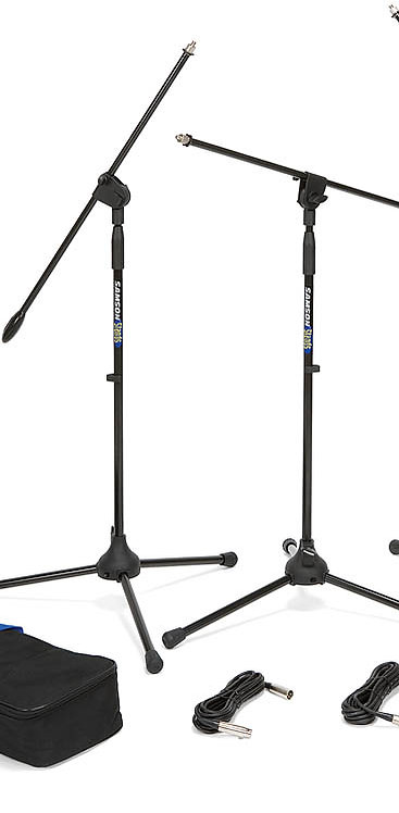 BL3 VP - Boom Stand and Cable 3-Pack
