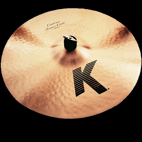 "18"" K Custom Session Crash"