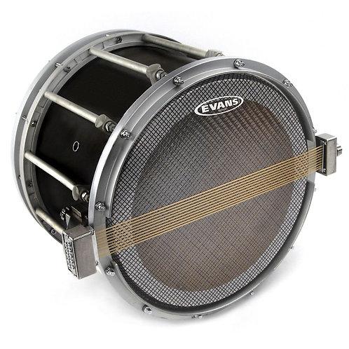 Evans Hybrid Series Marching Snare Side Drum Head 14 Inch