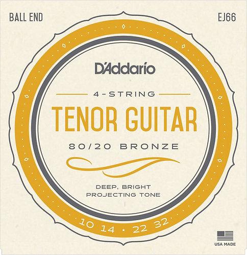 D'Addario EJ66 Tenor Guitar Strings