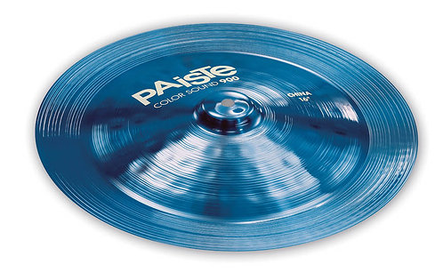 Paiste 16 900 Cs Blue China