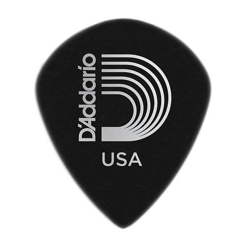 D'Addario Black Ice Guitar Picks 10 pack Hvy
