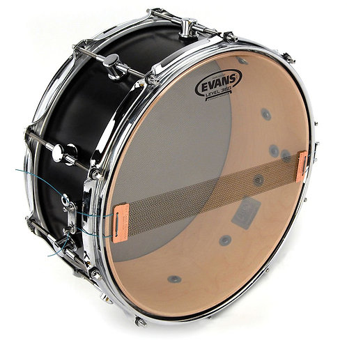 Evans Clear 200 Snare Side Drum Head 10 Inch
