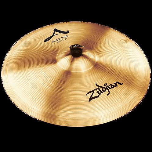 "20"" A Zildjian Rock Ride"