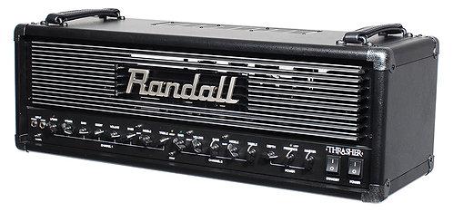 Randall 2 ch 4 mode 120w head   high gain stage amplifier