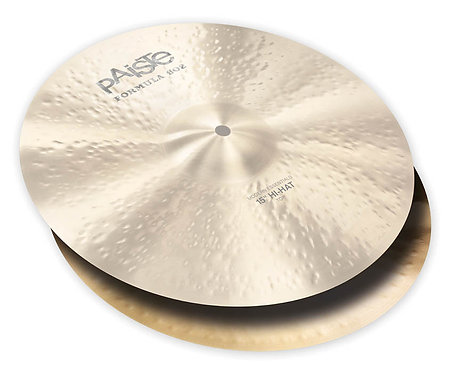 Paiste 15 Formula 602 Modern Essentials Hi-hat Bottom
