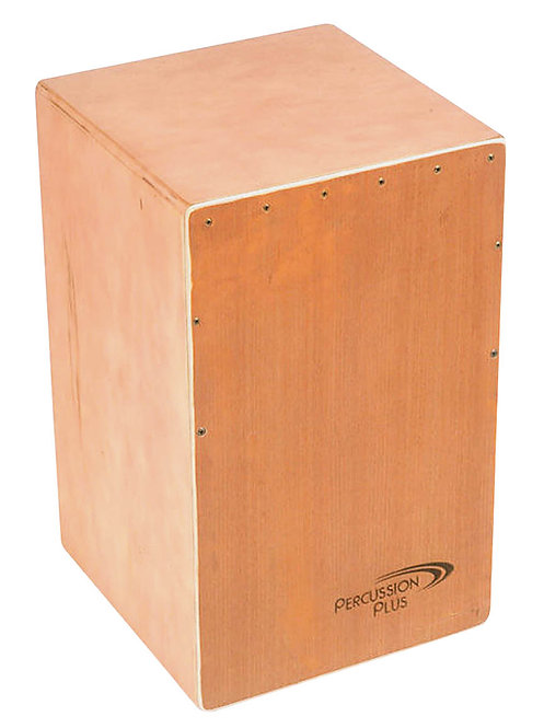 Percussion Plus Cajon With Bag