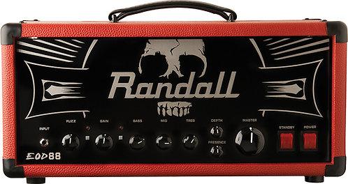 Randall Red DOOM amp      80w tube head