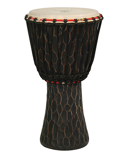 Master Handcrafted African Djembe