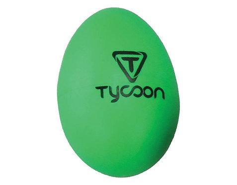 Egg Shakers (Plastic Pair) - Green