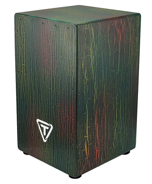 Supremo Select Dark Iris Series Cajon