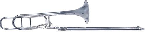 System Blue Professional Bb/F Trombone