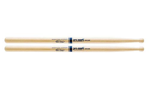 Promark Hickory DC50 Wood Tip drumstick