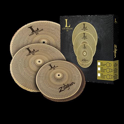 Lv468 Low Volume Cymbal Set