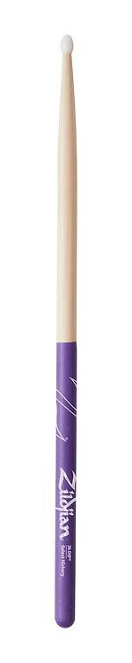 7A Nylon Purple DIP Drumsticks