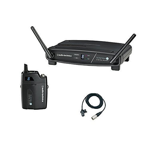 Audio-Technica System 10 Digital Wireless LavSyst