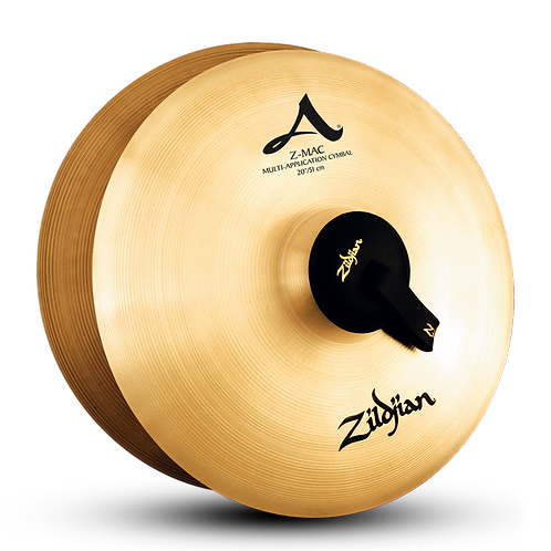"""20"""" A Zildjian Z-mac W/gromets"""