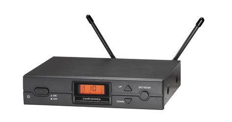 Audio-Technica 2000 Series Receiver 487.125-506.500 MHz (TV 16-20)