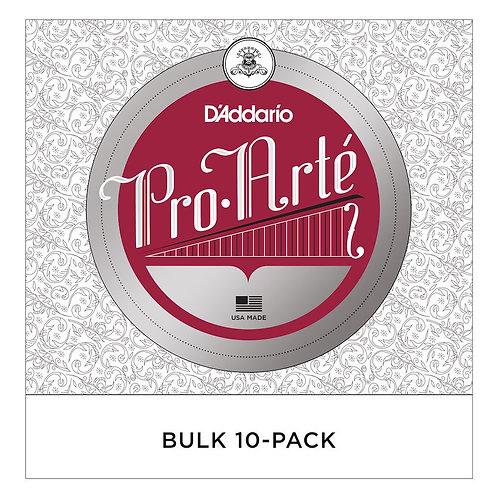 D'Addario Pro-Arte Viola String Set Med Scale Med Tension Bulk 10-Pack