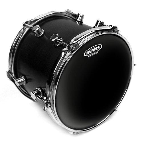 Evans Black Chrome Drum Head 12 Inch