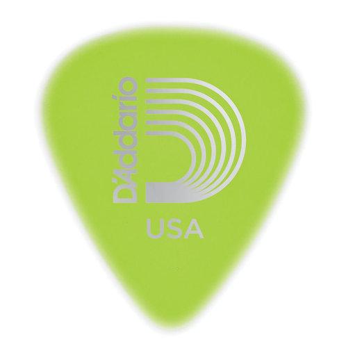 D'Addario Cellu-Glow Guitar Picks Med 100 pack