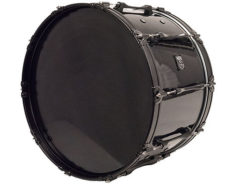 System Blue Traditional Bass Drums