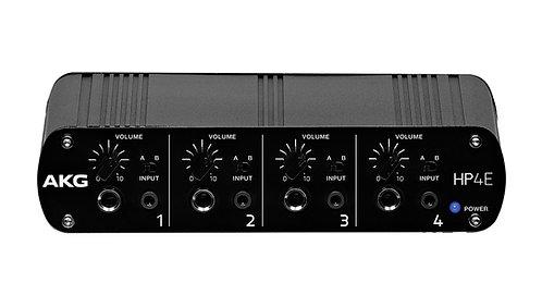 AKG HP4E  Headphone Amplifier
