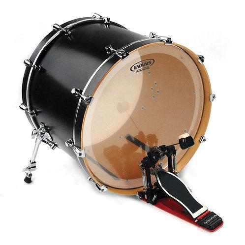 Evans EQ4 Clear Bass Drum Head 16 Inch