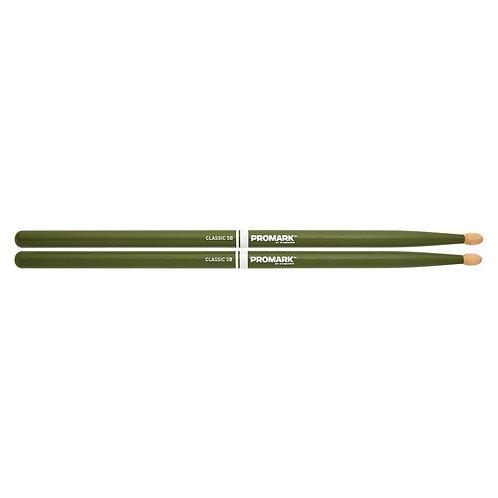 Promark Classic 5B Green