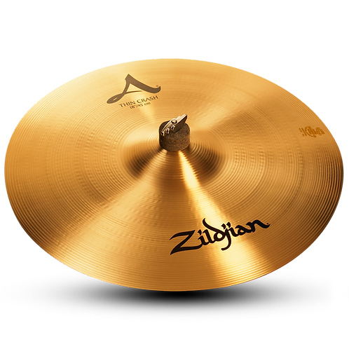 "18"" A Zildjian Thin Crash"