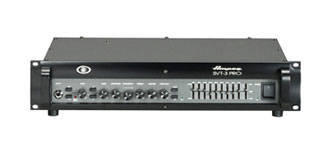 Ampeg SVT Pro 450W Head Tube Preamp, Solid State Amp
