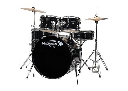 Percussion Plus 5-Piece Drum Set Percussion Plus PP4100