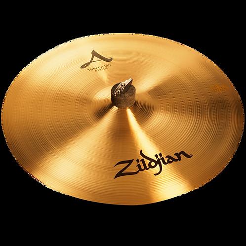 "17"" A Zildjian Thin Crash"