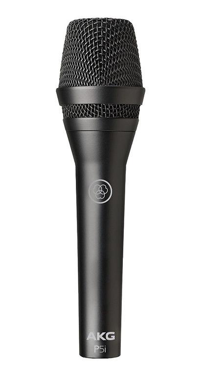 AKG P5i handheld Dynamic Mic HIGH-PERFORMANCE DYNAMIC VOCAL