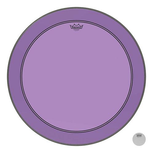 Remo Powerstroke P3 Colortone Purple Skyndeep Drumhead