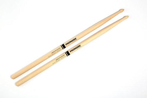 "Rebound 5A .550"" Hickory Tear Drop Wood Tip"