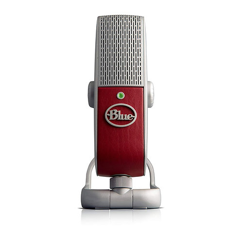 Blue Raspberry Studio Premium Mobile USB and iOS Vocal Recording System