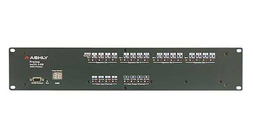 Ashly DSP 12 Ins x 8 Outs Protea 12x8 Net Enabled DSP