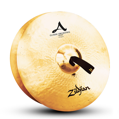 "17"" A Zildjian Classic Orchestral Selection Medium"