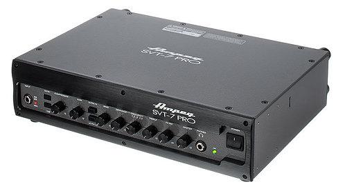 Ampeg SVT Pro 1000W Head Tube Preamp, D Class Power Amp