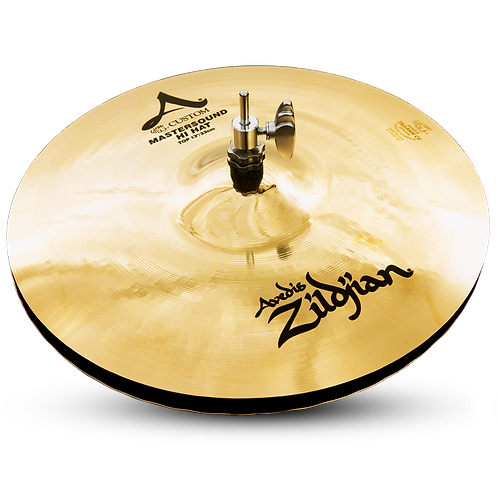 "13"" A Custom Mastersound Hihat - Top"