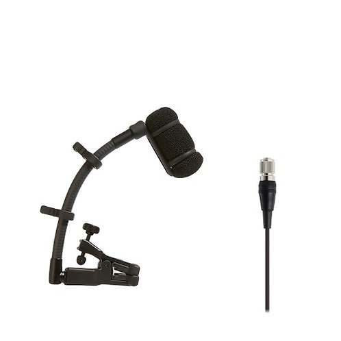 Audio-Technica Cardioid Condenser Microphone MICS/CABLES FOR WRLS