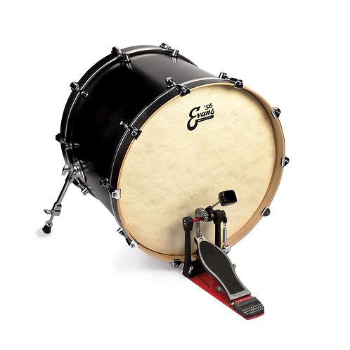Evans EQ4 Calftone Bass Drum Head 18 Inch