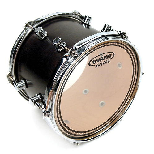 Evans EC2 Clear Drum Head, 15 Inch