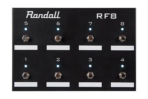Randall 8 Button MIDI pedal     8 Button MIDI footswitch