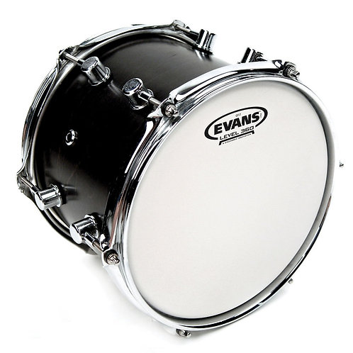 Evans G12 Coated White Drum Head 6 Inch
