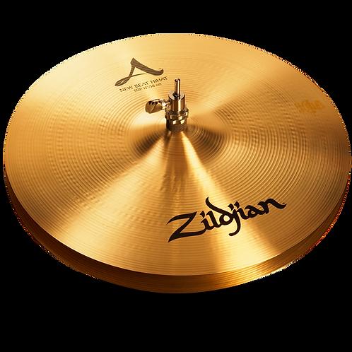"""15"""" A Zildjian New Beat Hihat - Top"""