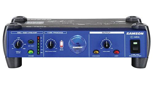 Samson C Valve Tube Preamp For A Microphone 8-tt2220000001