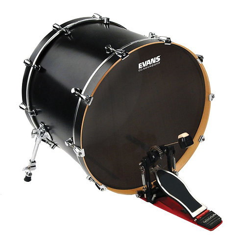 Evans SoundOff Bass Drumhead 20 inch