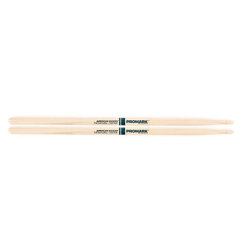 """Promark Hickory 7A """"The Natural"""" Wood Tip drumstick"""